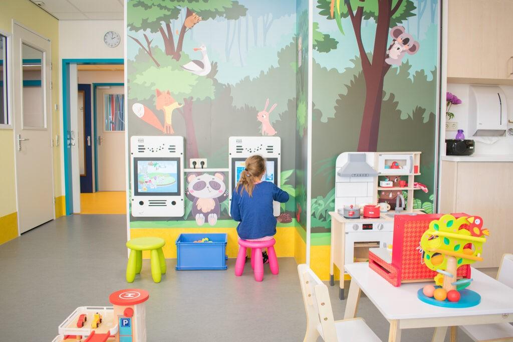 Adrz - Kinderafdeling - spelen voor kinderen