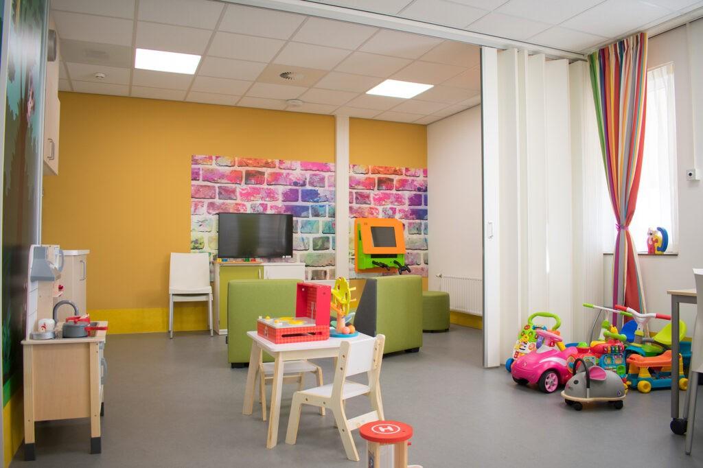 Adrz - Kinderafdeling - speelkamer voor kinderen