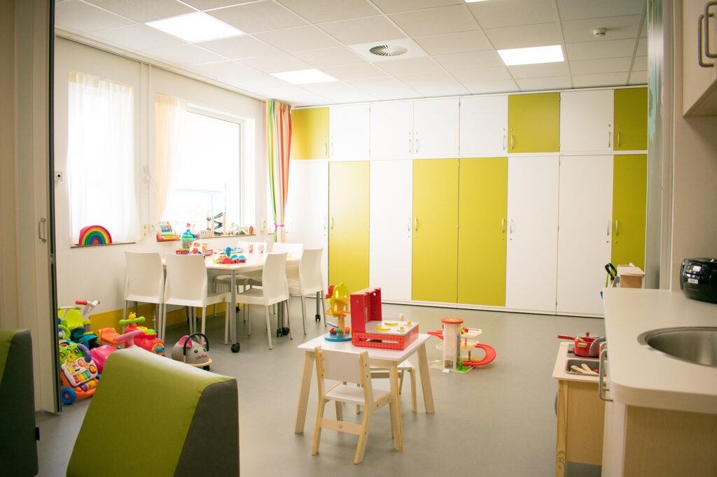 Adrz - Kinderafdeling - speelkamer