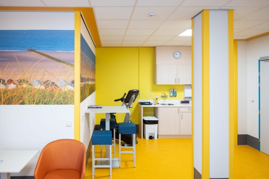 Adrz - kinderafdeling kamer