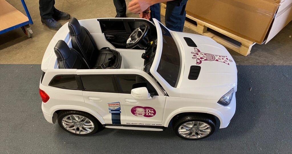 Adrz - Stichting vrienden Adrz Auto kinderafdeling